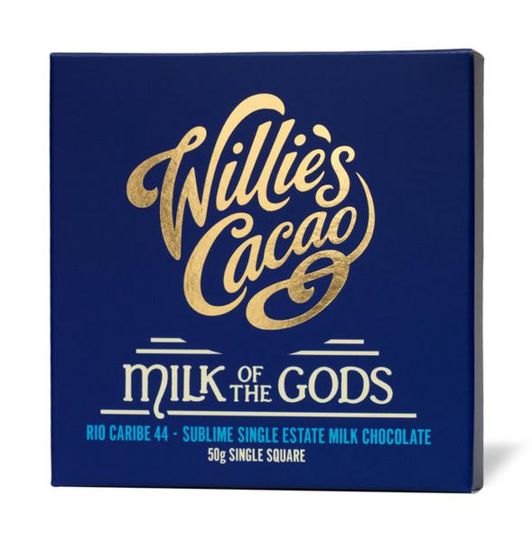Milk of the Gods Chocolate