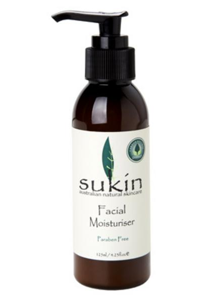 Facial Moisturiser Pump Top