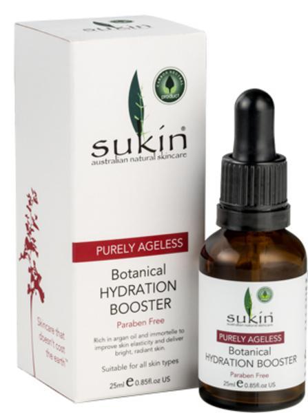 Botanical Hydration Booster Skin Cream