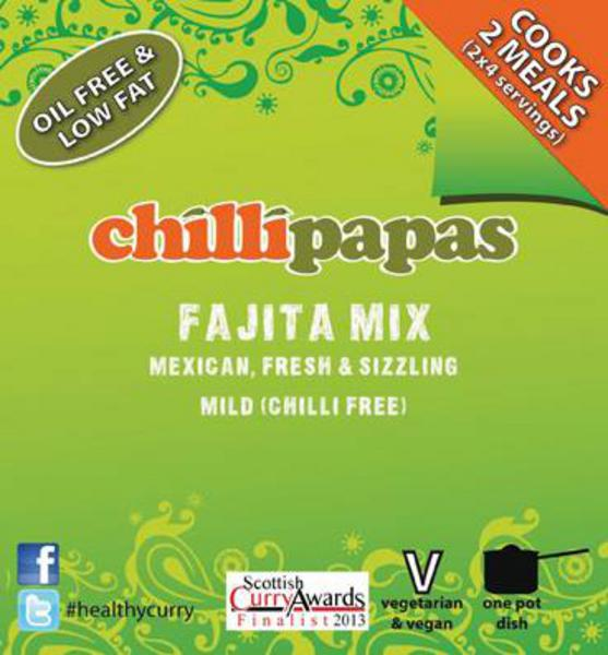 Chilli Papas Fajita Seasoning 18g