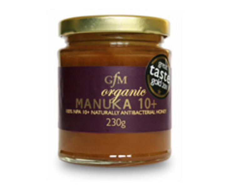 Manuka Honey NPA 10+ ORGANIC