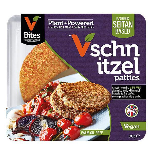 Vegetarian Schnitzel Vegi Deli dairy free, Gluten Free, Vegan