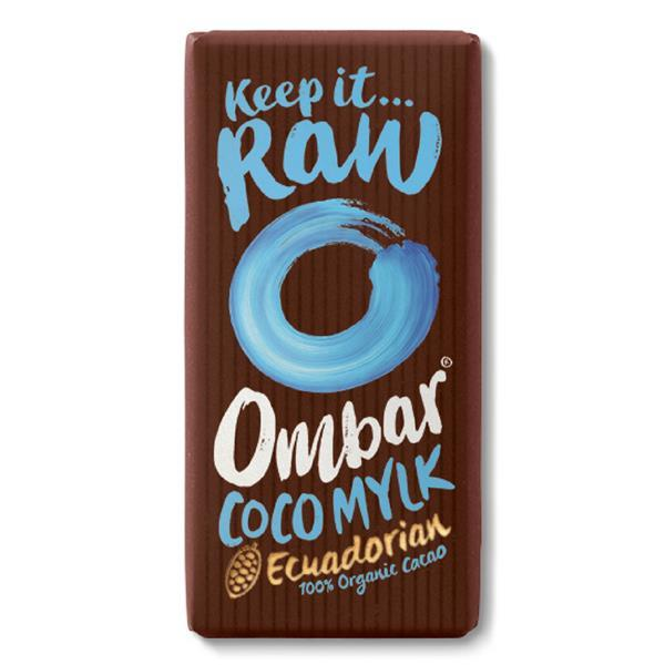 Coco Mylk Raw Chocolate ORGANIC