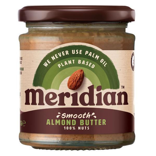 Smooth Almond Nut Butter 100% Vegan