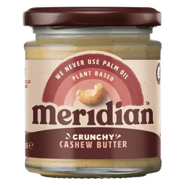 Crunchy Cashew Nut Butter 100% no added salt, no sugar added