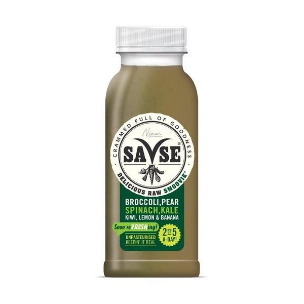 Raw Super Green Smoothie Vegan