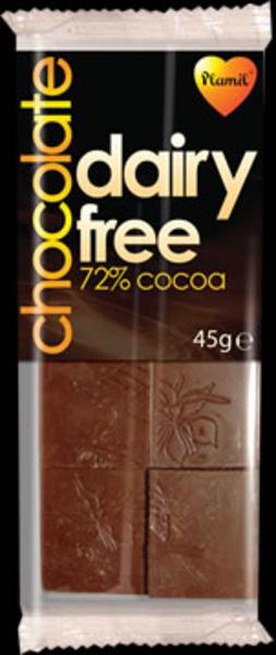 Luxury Chocolate 70% Gluten Free, Vegan