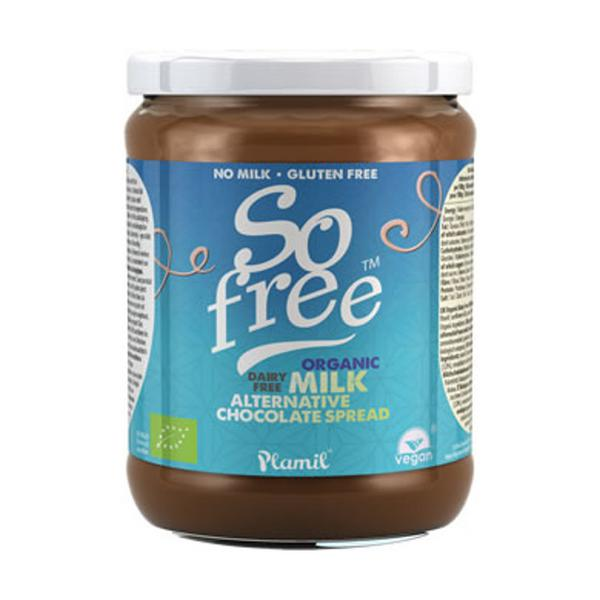 Alternative to Milk Chocolate Spread Gluten Free, Vegan, ORGANIC