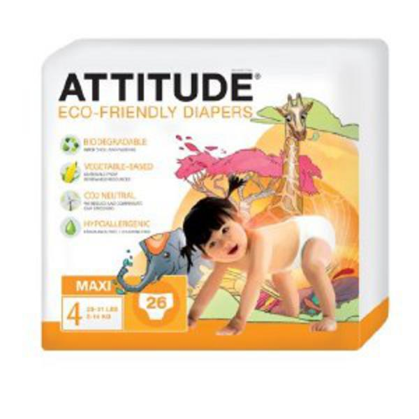 eco friendly disposable nappies 4 499g in 9 14kg from attitude