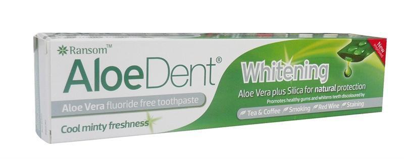 Aloe Vera Whitening Toothpaste Aloe Dent