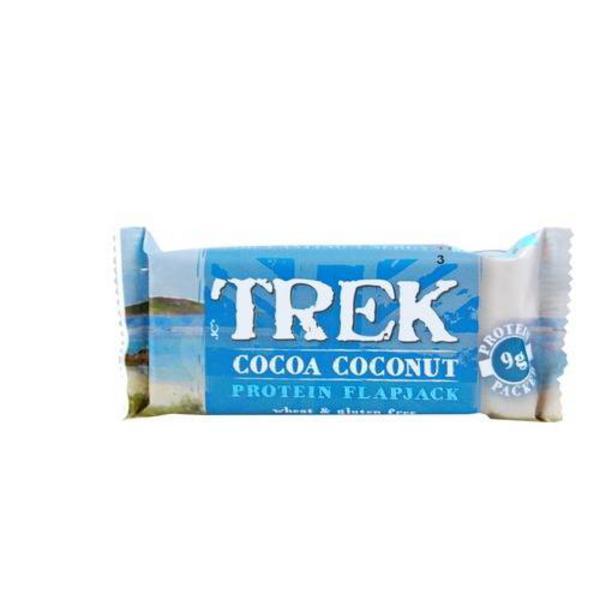 Cocoa Coconut Flapjack Gluten Free, Vegan, wheat free