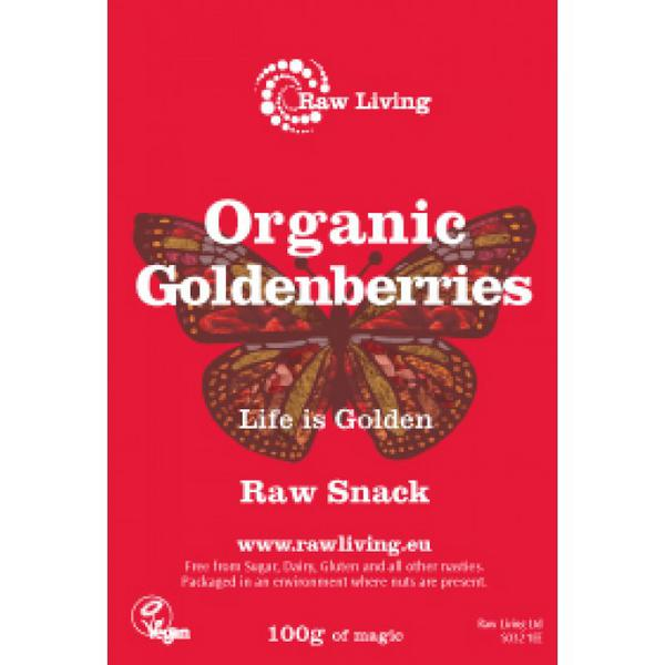 Incan/Cape/Golden Berries Raw ORGANIC