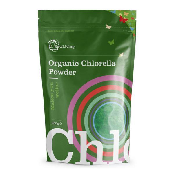 Chlorella Powder China ORGANIC