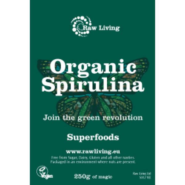 Spirulina Powder China ORGANIC