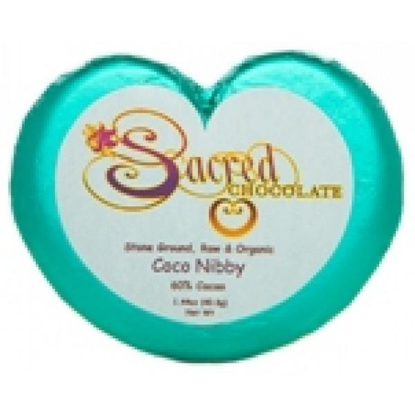 Coco Nibby Raw Chocolate ORGANIC