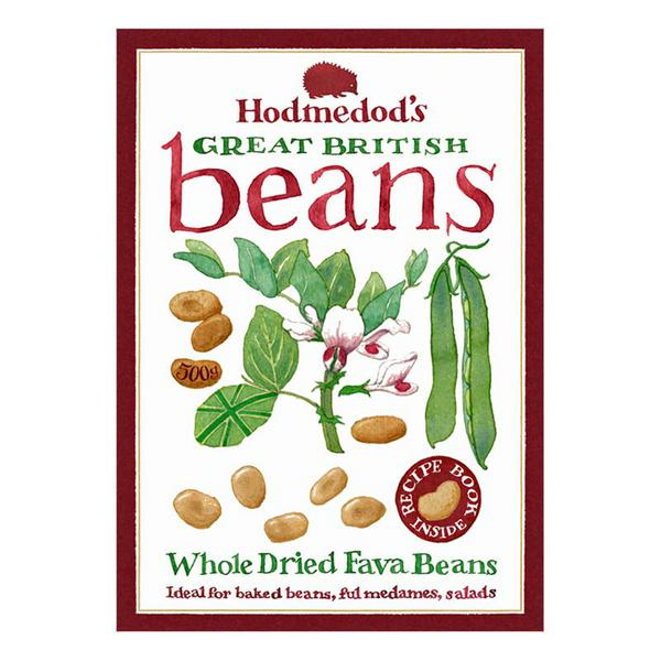 Whole Dried Fava Beans