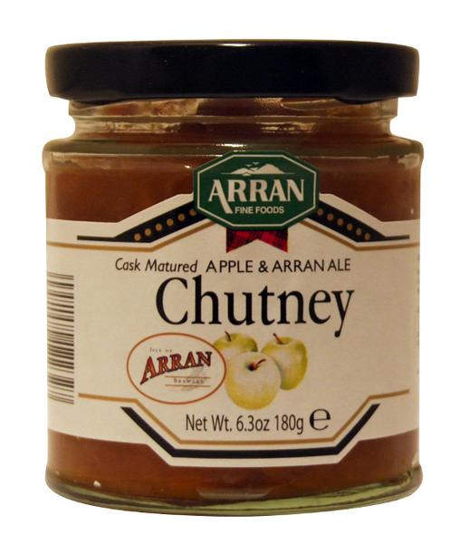 Cask Matured Apple & Ale Chutney