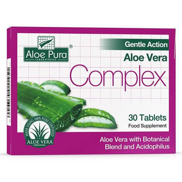 Aloe Pura Gentle Action Aloe Vera Colax