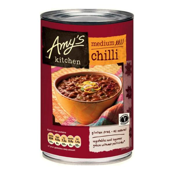 Chilli Medium Gluten Free, ORGANIC