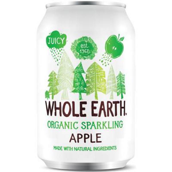 Sparkling Apple Drink ORGANIC