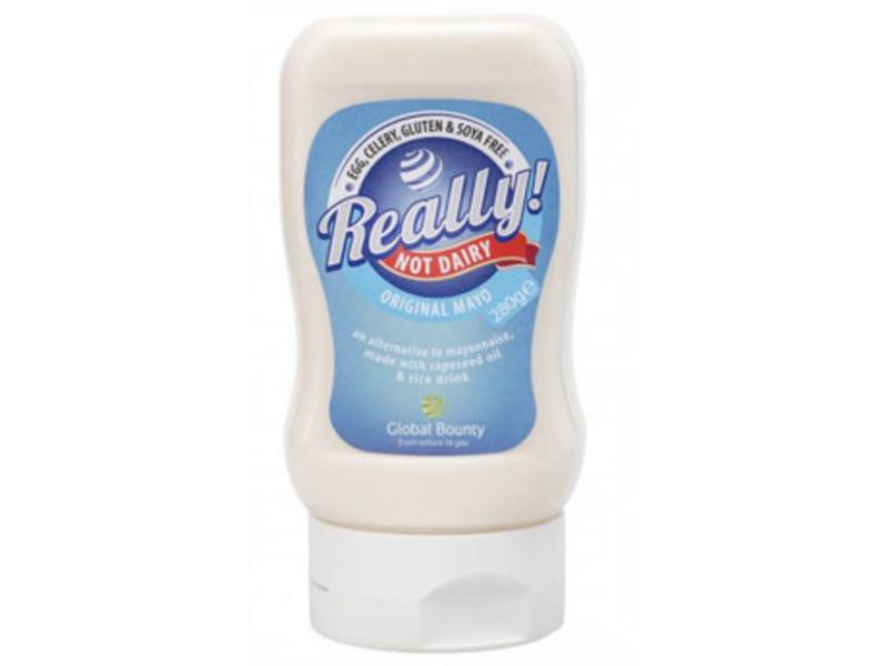 Really! Mayonnaise Original Dairy Alternative Gluten Free