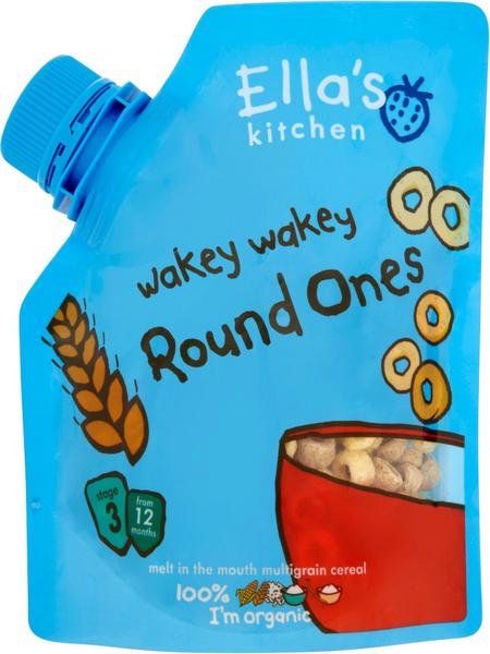 Round Ones Cereal ORGANIC