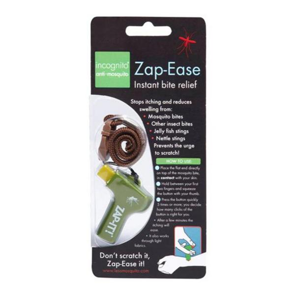 Zap-Ease Bite Relief Insect Repellent