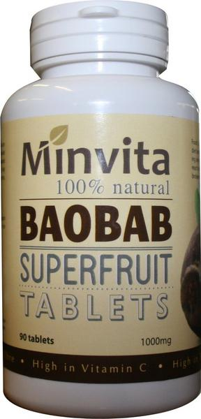 Superfruit Baobab Supplement