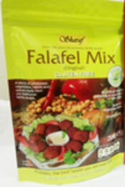 Original Falafel Mix Gluten Free, Vegan