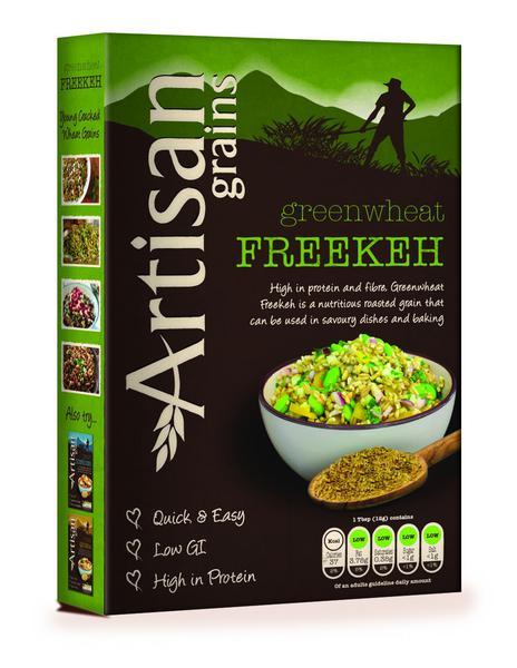 Green Wheat Freekeh