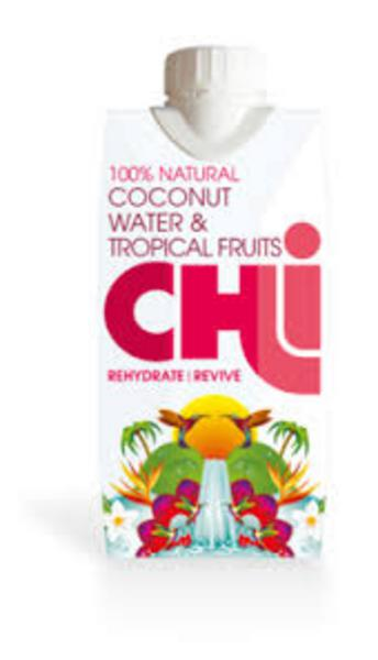 Tropical Fruit Coconut Water 100% Natural