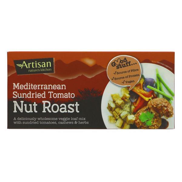 Sun-Dried Tomato Mediterranean Nut Roast Mix Vegan