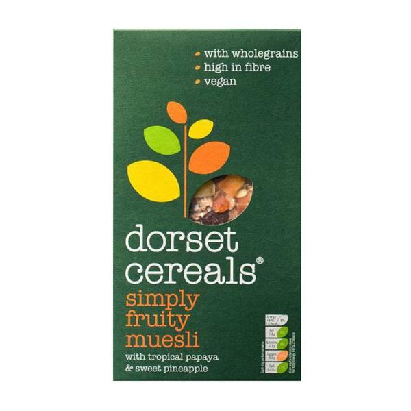 Simply Fruity Muesli