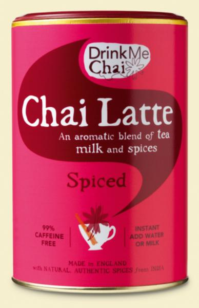 Spiced Chai Latte Drink