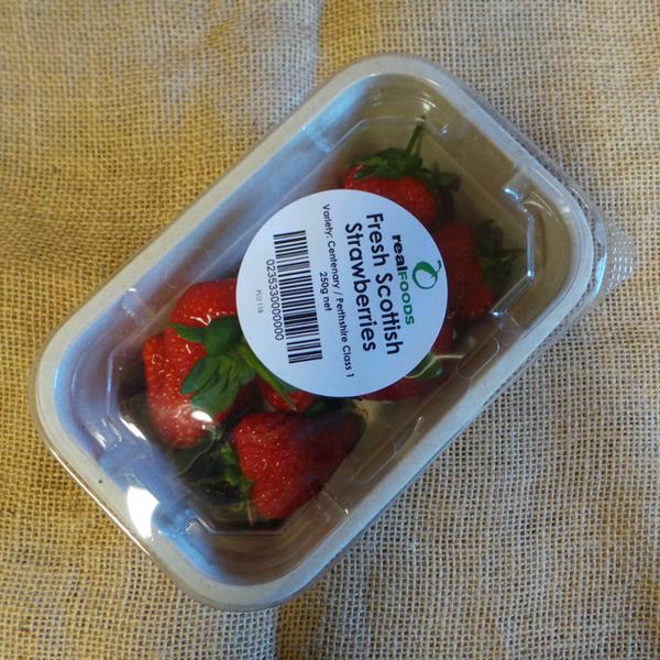 Centenary Strawberries