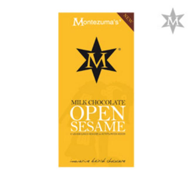 Open Sesame Chocolate No Gluten Containing Ingredients