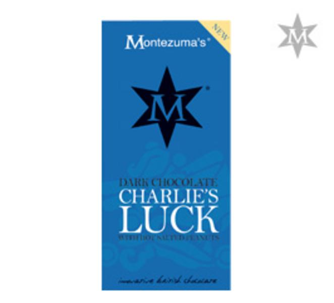 Charlie's Luck Dark Chocolate No Gluten Containing Ingredients, GMO free
