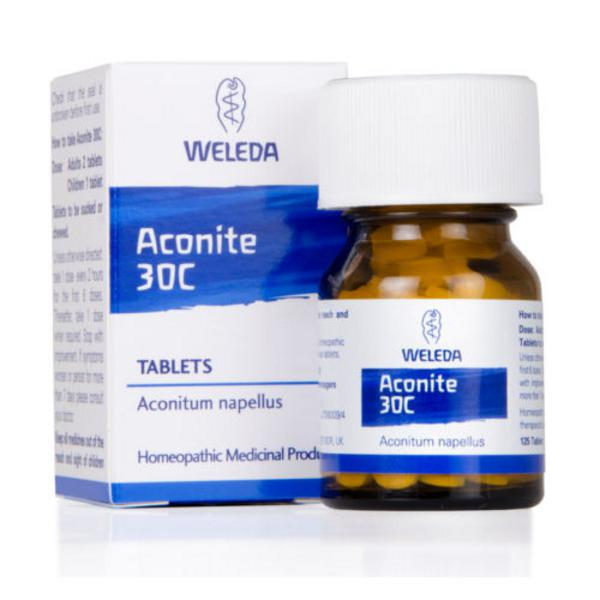Aconite Homeopathic Remedy 30c