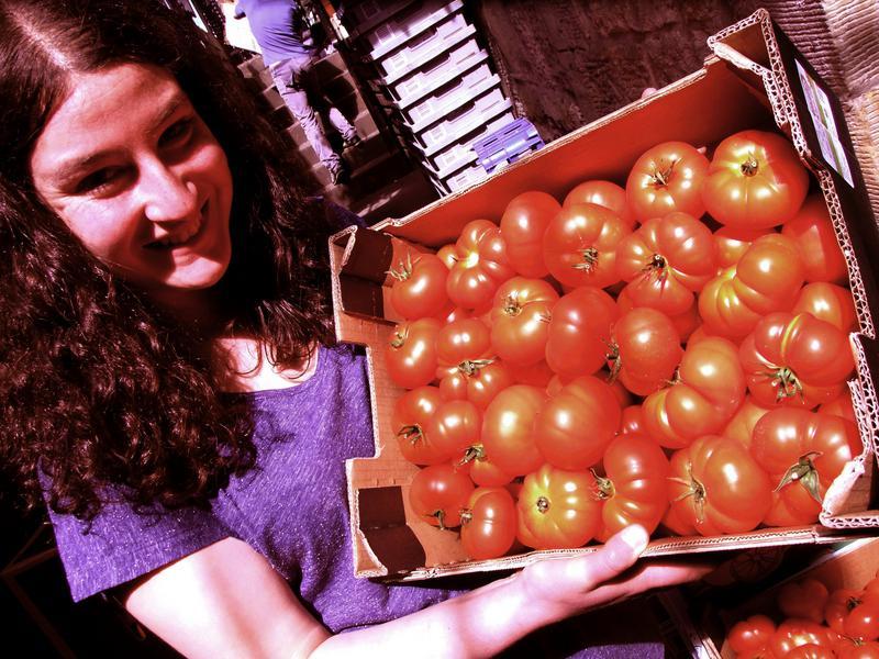 Marmande Tomatoes ORGANIC