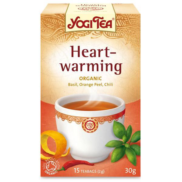 Heartwarming Tea ORGANIC