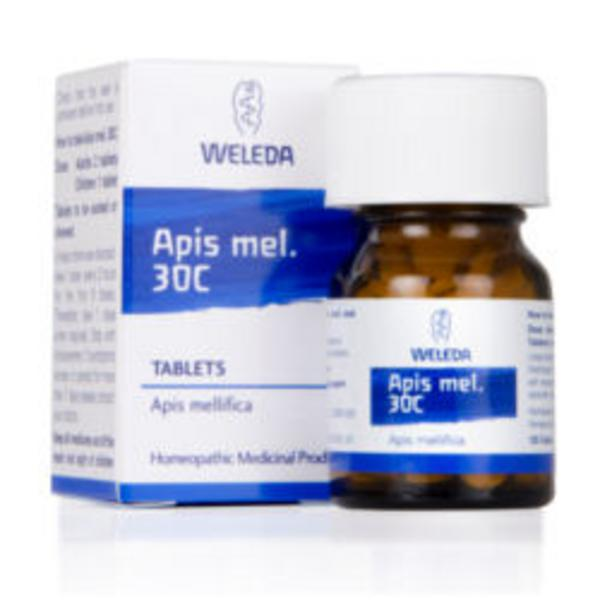 Apis Mel Homeopathic Remedy Bites & Stings 30c