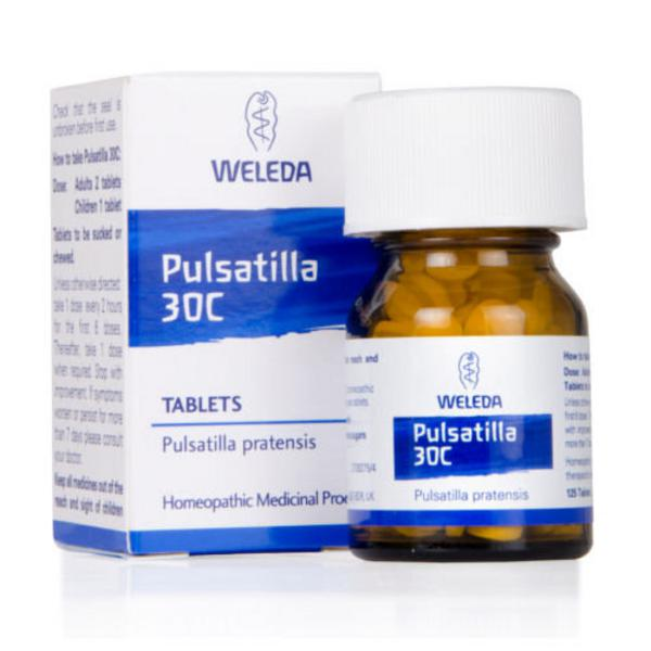 Pulsatilla 30c Homeopathic Remedy