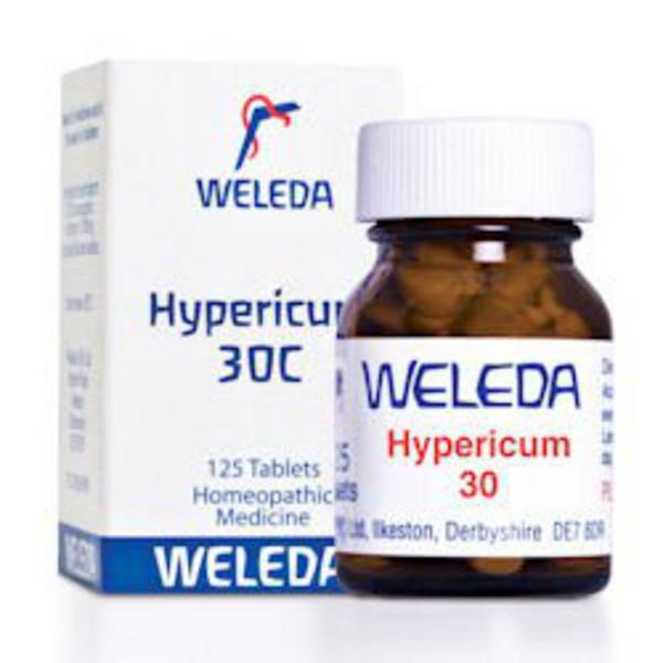 Hypericum Homeopathic Remedy 30c