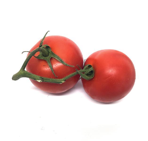 Tomatoes on the vine ORGANIC image 2