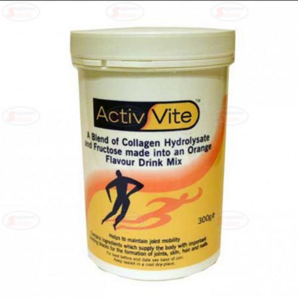Activ Vite Collagen Drink Supplement