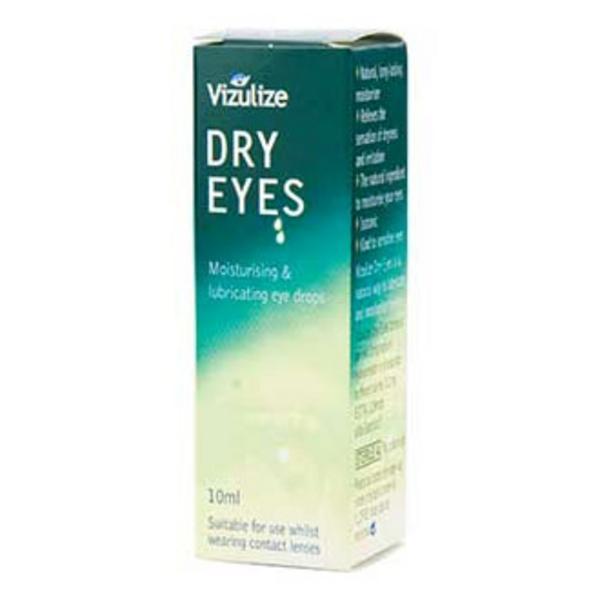 Dry Eyes Drops Eye Care