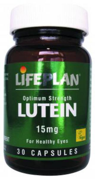 Lutein Supplement 15mg
