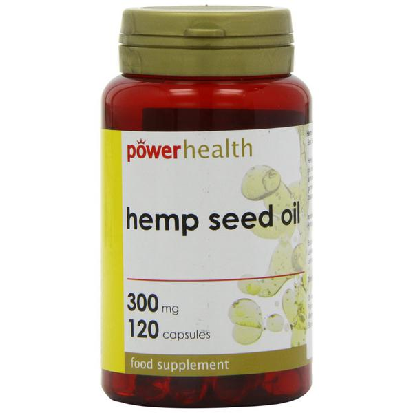 Hemp Seed Oil Supplement 300mg