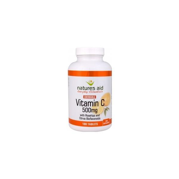 Vitamin C 500mg sugar free