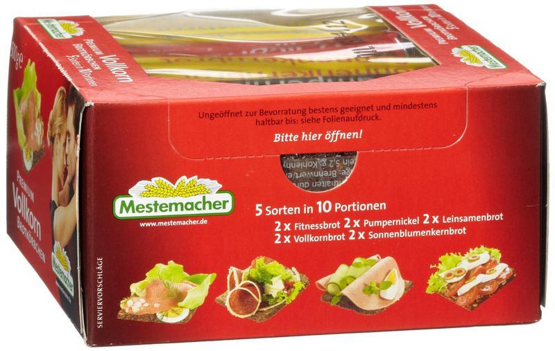 German Bread Basket